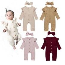 Pudcoco 2019 Baby Spring Autumn Clothing Newborn Baby Girl B