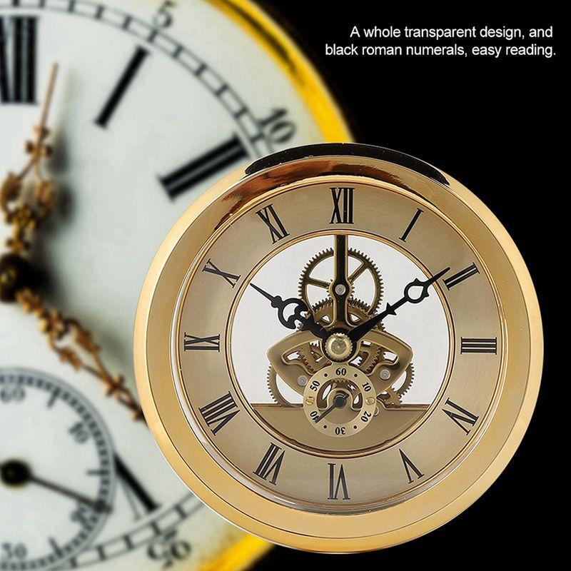 Antigo relógio de bolso do vintage corrente