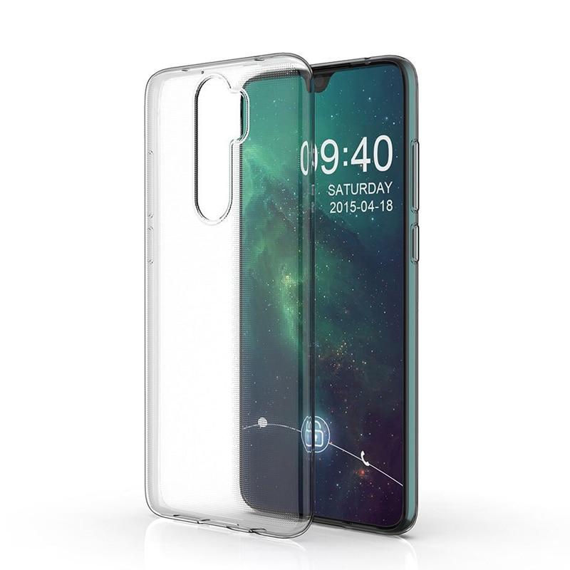 Ultra Thin Clear Case For Xiaomi Redmi Note 9S Pro Max 5 Plus 6A 7 8 8A Note 4X 5 6 7 8 Pro K20 K30 8T Soft TPU Back Cover Case