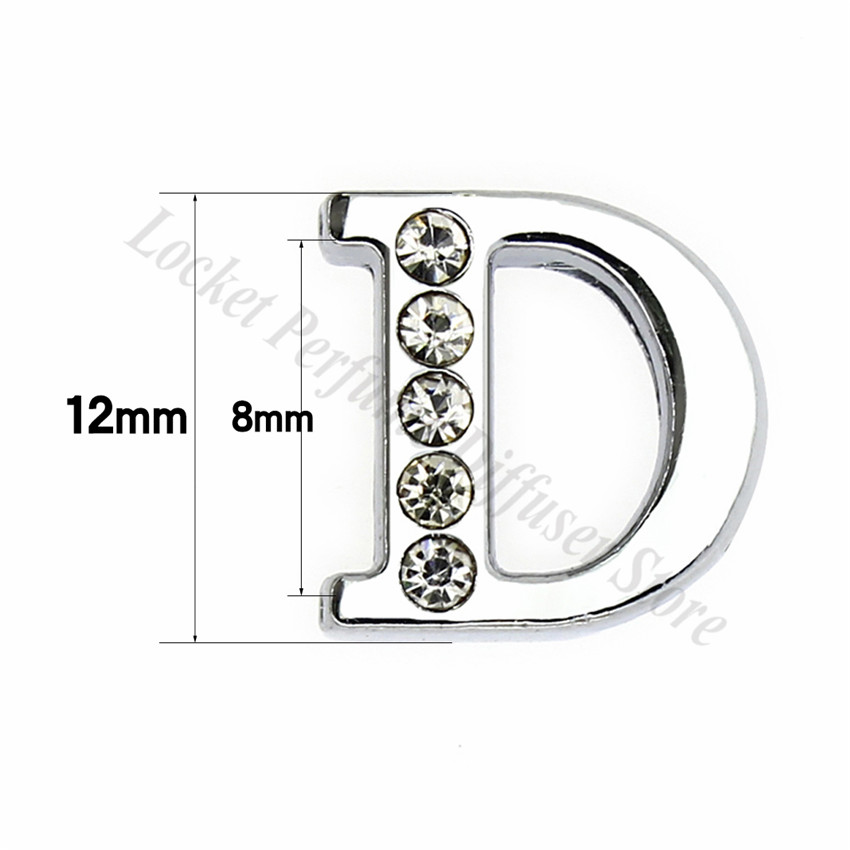 8mm-铬色半钻白钻-字母穿戴-尺寸图