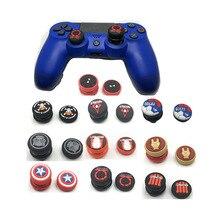 20 conjuntos para interruptor pro xbox360 analógico estendido polegar aperto botão para sony playstation 4 ps4 controlador