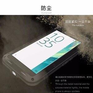 Image 5 - Gorilla glass металлический противоударный чехол для Sony Xperia XA1 Plus XA1 XA2 XA Ultra XA XA1 XA2 чехлы для телефонов Металлический Алюминиевый Чехол