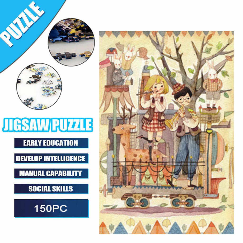 Erwachsene Puzzles 150 Stuck Grosse Puzzle Spiel Interessant Spielzeug Personalisierte Geschenk Lernen Bildung Gehirn Teaser Montieren Spielzeug Spiele Aliexpress