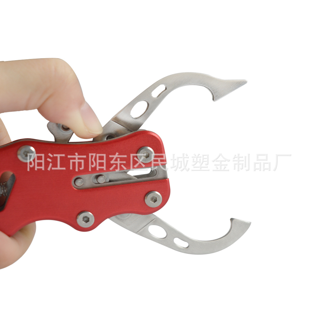 [] Aluminum Alloy Fish Control Device/Fish Grip/Forceps/Fishing Tool|Floodlights| |  - title=