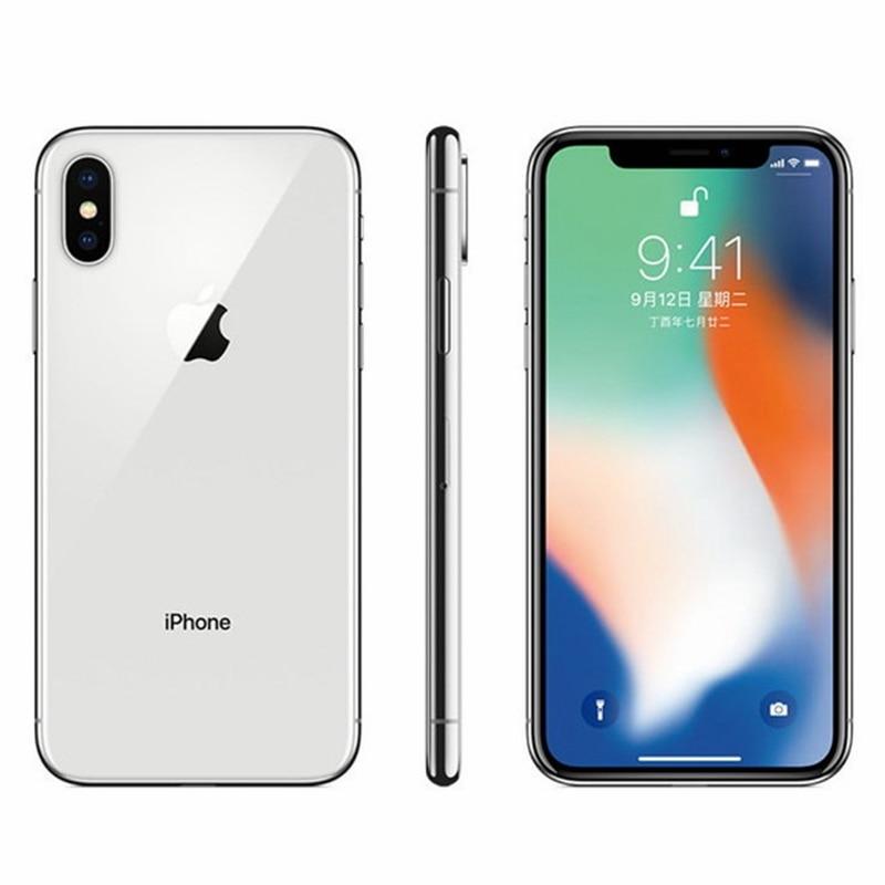 "IPhone X フェイス ID 高品質表示ロック解除 5.8 ""3 ギガバイトの RAM 64 ギガバイト/256 ギガバイト rom ios a11 ヘキサ IphoneX スマートフォン携帯電話 4 4G LTE|携帯電話|   - AliExpress"