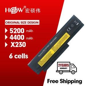 HSW 45N1025 Laptop Battery For Lenovo Thinkpad X230 X230i X220 X220I X220S 45N1024 45N1022 45N1029 45N1033