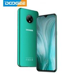 Смартфон DOOGEE X95, Android 10, 4G LTE, экран 6,52 дюйма, MTK6737, 16 Гб ПЗУ, две SIM-карты, тройная камера 13 МП, аккумулятор 4350 мАч