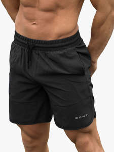 Loose Shorts Joggers Cool Quick-Dry Fitness Bodybuilding Male Beach Casual Summer Gyms