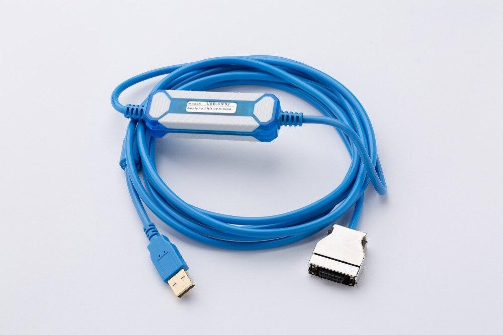 USB-CIF02 adaptador usb cif02 para omron CQM1-CIF02