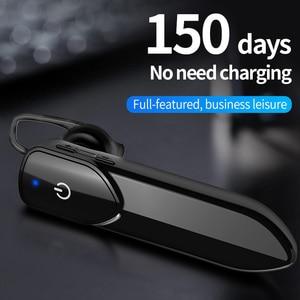 Image 5 - V19 écouteur sans fil 1PC Mini Bluetooth bruit Concel stéréo son mains libres avec micro casque écouteur écouteur pour IOS Android