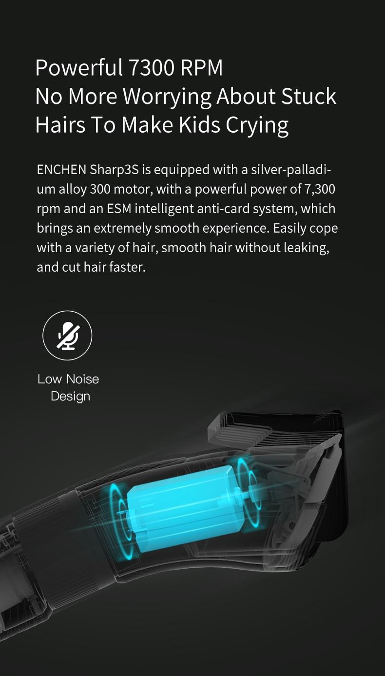 Xiaomi Enchen Sharp 3S Trimmer 8