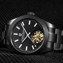 Tourbillon Automatic PAGANI DESIGN Watch Men Brand Luxury Sapphire Mechanical Watches For Sport Waterproof Reloj Hombre 2020