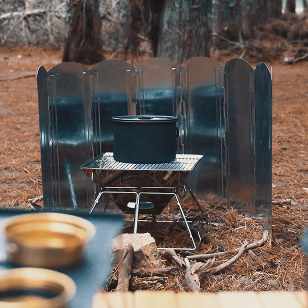 Fogões ao ar livre