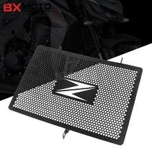 أسود مخصص لكاواساكي Z750 Z800 Z1000 Z1000SX النينجا 1000 غطاء حماية المبرد الحرس المبرد غطاء مصبغة حامي