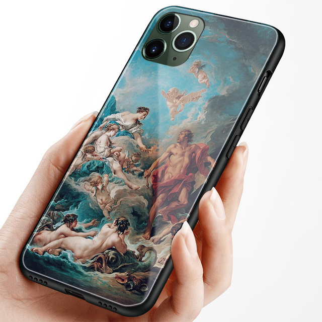 Renaissance Baroque Phonecase 4