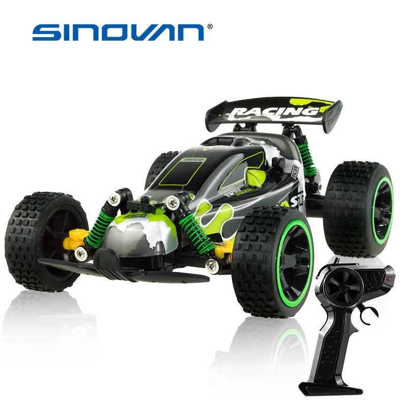 Sinovan RC Mobil 20 KM/H Kecepatan Tinggi Mobil Radio Dikontrol Mesin Remote Control Mobil Mainan untuk Anak-anak RC Drift wltoys