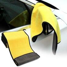 Полотенце из микрофибры для автомойки, чистка автомобиля для BMW 1 2 3 4 5 6 7 серии E39 E60 E90 X1 X2 X3 X4 X5 X6 X7 F10 F30 F48 F16 F22