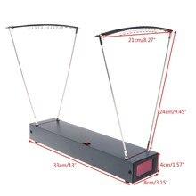 Velocimetria/estilingue velocidade instrumento de medição pro arco velocidade medição w8ea