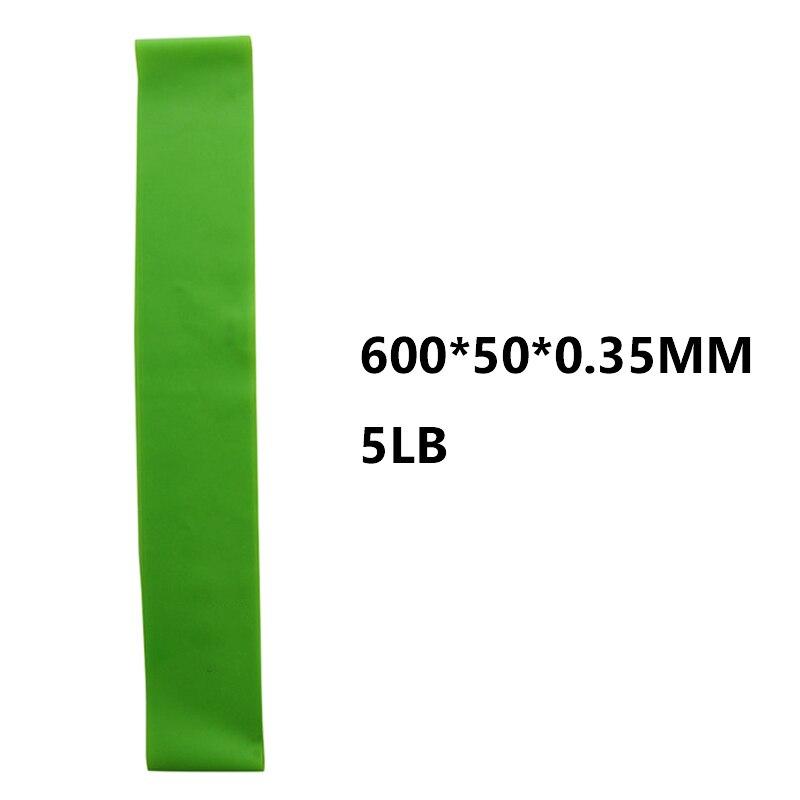 5LB-1PCS - Resistance belt of cotton fitness training