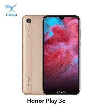 HONOR Play 3E Smartphone 5.71 inch MT6762R Octa Core Android 9.0 13MP+5MP Camera 3020mAh cellphones 1