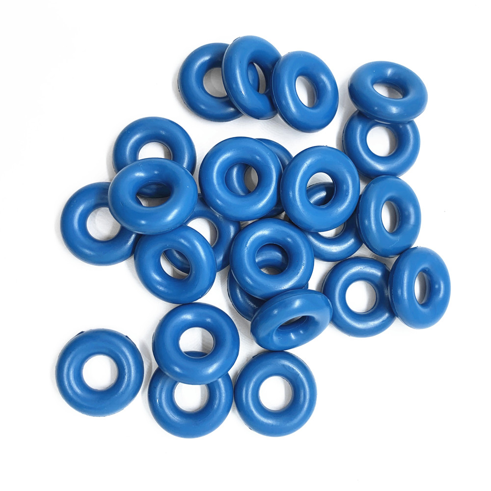 Image 2 - 100pieces rubber oring upper seal for parts #E7T20171 L3K9  13 250A Mazda3/6/CX 7 2.3  (AY O2222)Fuel Injector   -