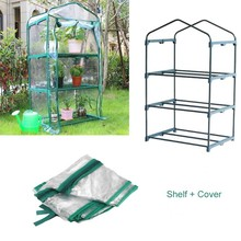 Garden Greenhouse Shed Plant Grow Bag Grow House Anti-UV Green Home