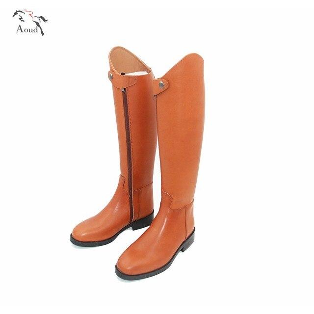 Custom Equestrian Riding Boots 2