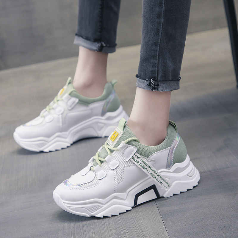 Chunky Sneakers Size