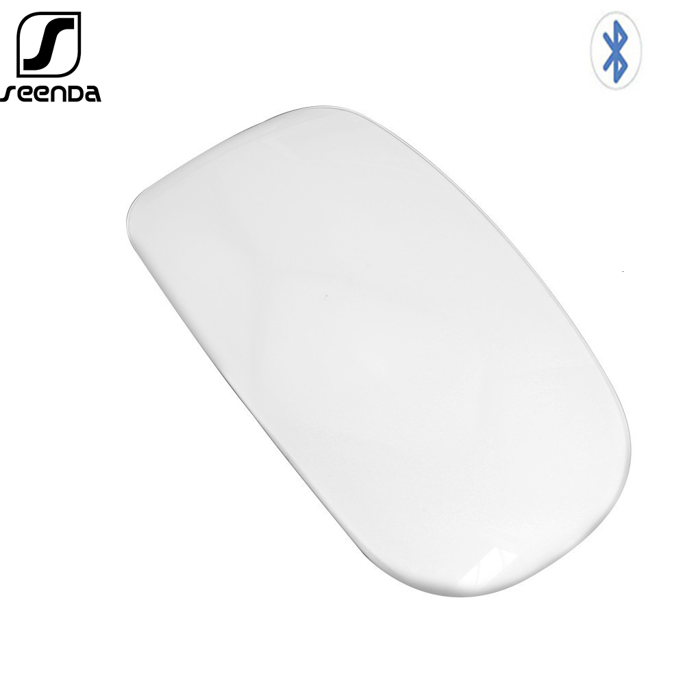 SeenDa Bluetooth Wireless Mouse Arc Touch Mouse Wireless Travel Slim Portable Mice For Apple Mac PC Laptop Android Windows