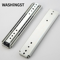 Industrial Heavy Duty Drawer Runners Slide Rail Full Extension Solid Ball Bearing Slides