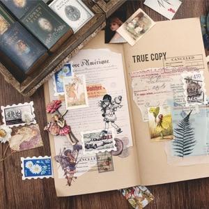 Image 4 - 10 סטים/1 הרבה מיני כרטיס קטן אוסף גלויות כרטיסי ברכה יום הולדת מכתב עסקי מתנה כרטיס סט הודעה כרטיס