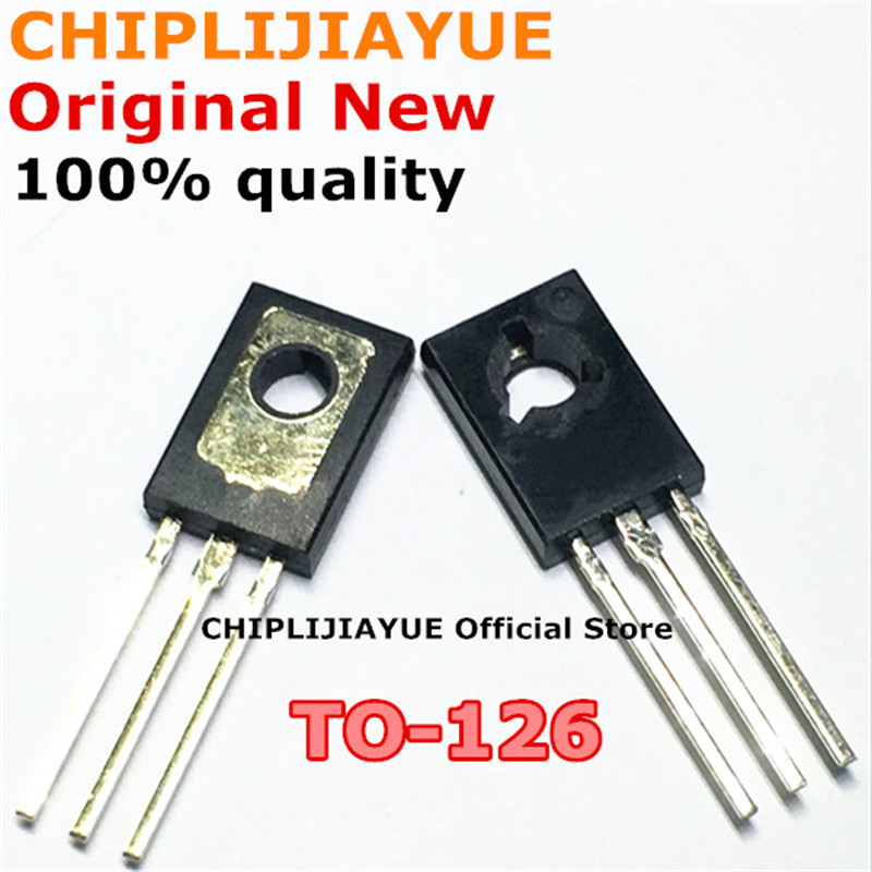 10PCS D882 TO126 2SD882 TO-126 882 New And Original IC Chipset