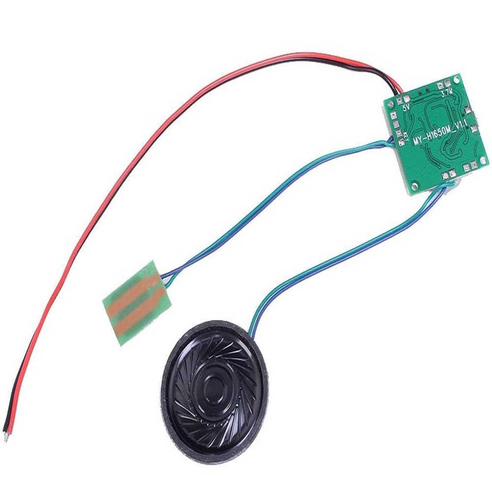 WayinTop Sound Module Button Control 8MB MP3 WAV Music Voice Player Programmable