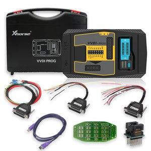Image 3 - Original V5.0.0 Xhorse VVDI Prog Programmer with For Bosch ECU Adapter Read For BMW ECU N20 N55 B38 ISN without Opening