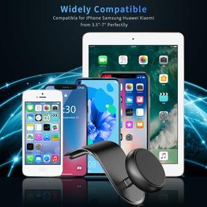 Image 5 - FLOVEME อัพเกรดแม่เหล็กรถผู้ถือโทรศัพท์สำหรับโทรศัพท์ Car Mount Vent แม่เหล็กผู้ถือโทรศัพท์มือถือสำหรับ iPhone 11 samsung Suporte