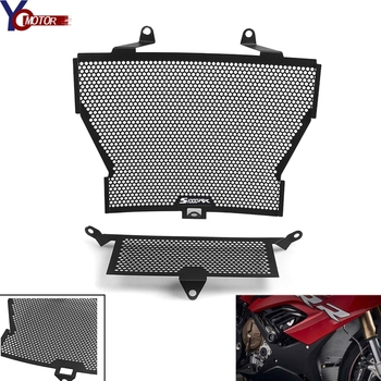 For BMW S1000R 2014-2017 2016 2015 S1000RR S1000 RR 2010-2017 2016 2015 2014 2013 Motorcycle Radiator Guard Grille Grill Cover