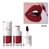 Matte Liquid Lipstick Waterproof Red Velvet Lip Makeup Tattoo Long Lasting Lip Gloss Tint Matte Lipgloss Tube Cosmetics 5