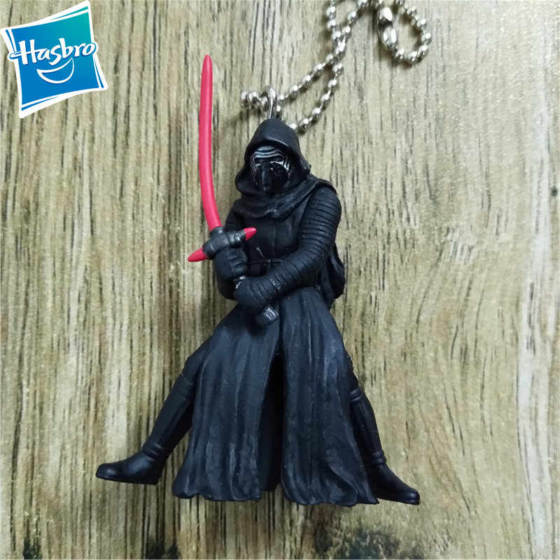 3-6CM Hasbro starwars Darth Vader BB-8 Luke Skywalker anime aksiyon ve oyuncak figürler modeli oyuncaklar çocuklar için