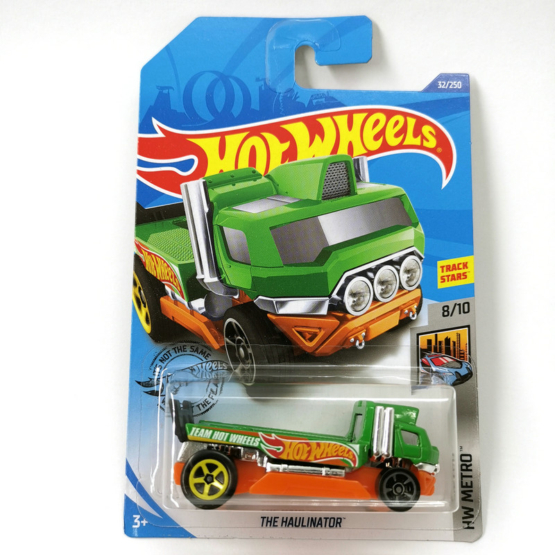 2020-32 Hot Wheels 1:64 Car THE HAULINATOR  Metal Diecast Model Car Kids Toys Gift