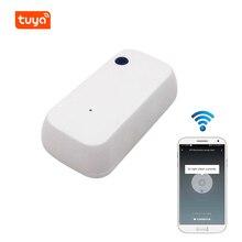 Smart Home Light Sensor Working with Smart Life App Linkage Intelligence Illumination Sensor Powered by TuYa