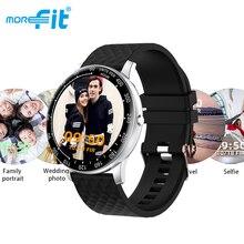 DIY Watch Blood-Pressure H30 Morefit Sport Women Bracelet Fitness-Tracker Heart-Rate