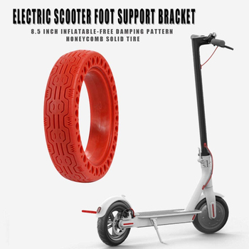 Explosion-proof 8.5 inches Scooter Solid Tire Suit For Xiaomi Mi m365 Electric Scooter / Gotrax GXL V2 Electric Scooter Wheels