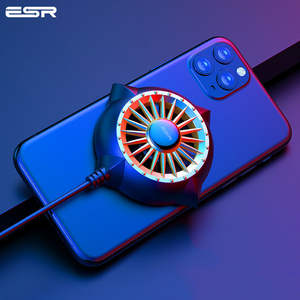 ESR Cooling-Fan Game-Cooler Mobile-Phone-Radiator Huawei iPhone Android Portable Samsung