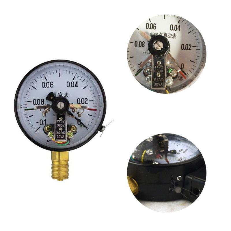 YXC-100 4 '-0.1mpa 30va contato elétrico medidor