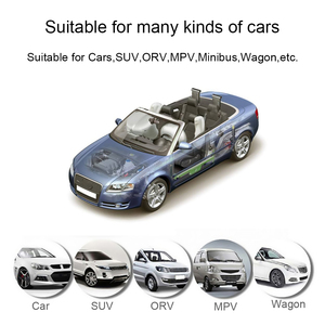 Image 5 - 스마트 자동차 TPMS 타이어 압력 모니터링 시스템 태양 광 디지털 LCD 디스플레이 자동 보안 경보 시스템 타이어 압력