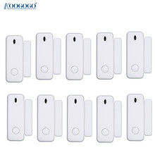 Hot Sale Door Window Sensor for 433MHz Alarm System Wireless Home Alarm for Android&iOS APP Remote Control Notification Alerts