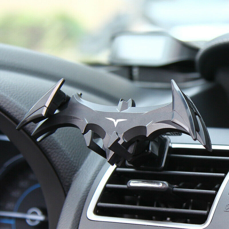 Car Vent Bat Mount Auto Phone Mount Cool Phone Mounts For Car 360 Degree Rotation GV99