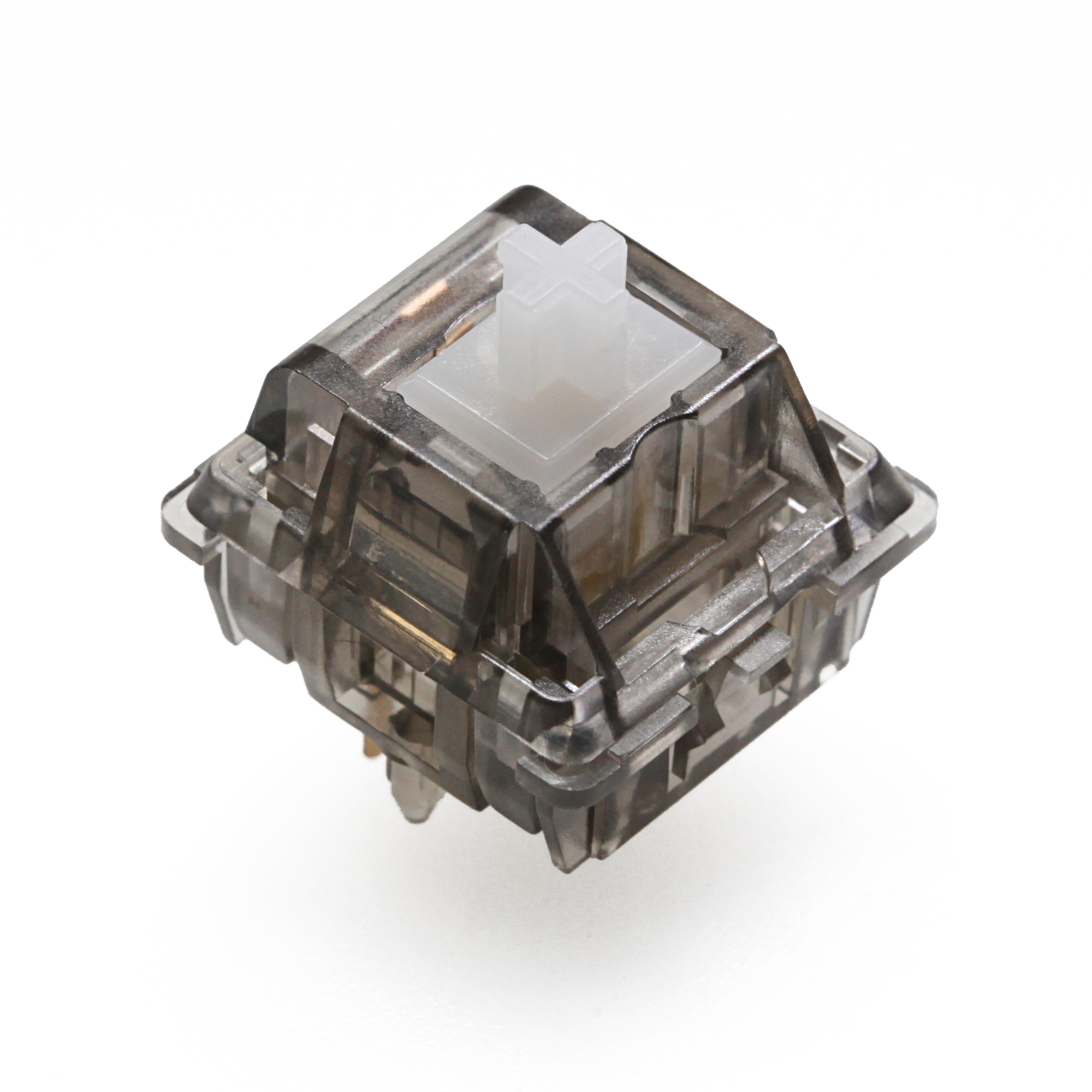 EVERGLIDE SWITCH Oreo Mx Stem With Transparent Clear Mx Stem For Mechanical Keyboard 5pin 45g Tactile Similar To Holy Panda