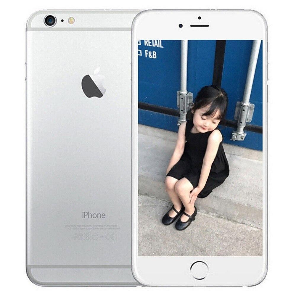 Б/у телефон Apple iphone 6 PLUS смартфон 16 Гб/64 Гб/128 Гб ПЗУ 5,5 экран мобильный wifi gps 4G LTE Смартфон iphone 6 Plus - 5