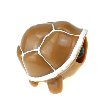 Retractable Turtle Shape Toy Perfect Interesting Relief Gameplay Sensory Rubber Ball Autism Anxiety Game For Kids Adults Office image